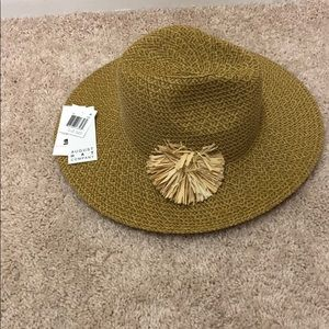 Brand new summer hat by August hat company w/tags